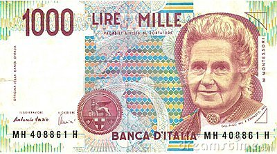 1000 Lires