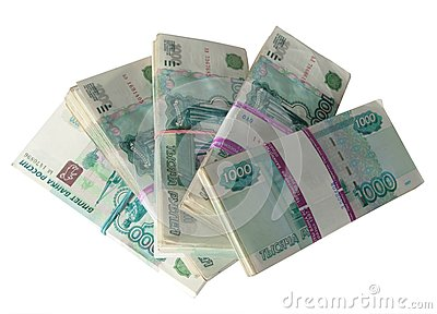 1000 russian roubles