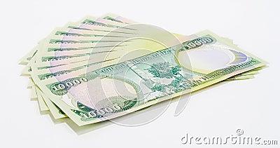 100K Iraqi Dinars3