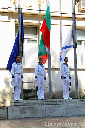 102nd anniversary of Bulgaria s independence Editorial Stock Image