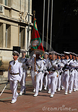 102nd anniversary of Bulgaria s independence Editorial Stock Photo