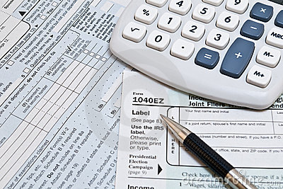 1040EZ IRS Forms