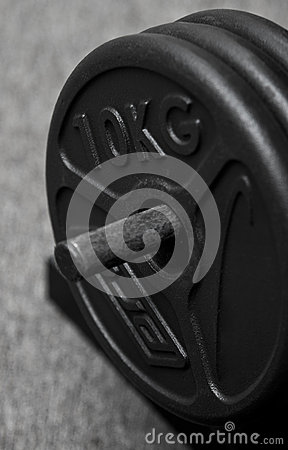 10kg barbell weights