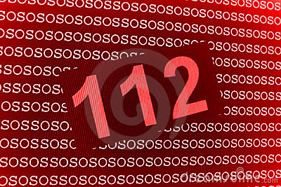 112 Rescue Number