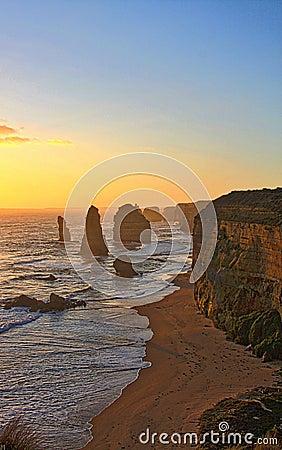 Free 12 Apostles Great Ocean Road Australia Royalty Free Stock Photo - 50195645