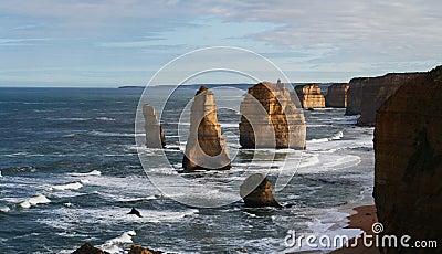12 Apostles panorama view