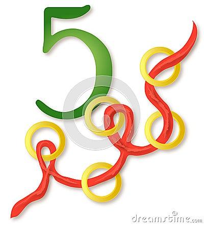 12 Days of Christmas: 5 Golden Rings