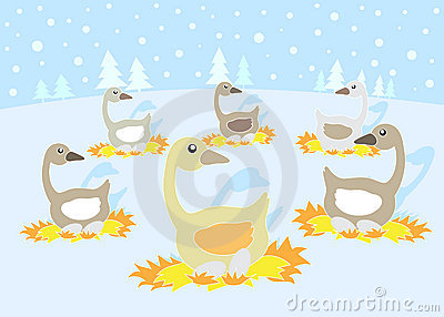 6 geese a laying  Etsy