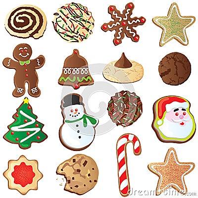 12 Days of Cute Christmas cookies