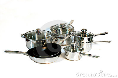 12 Piece Pans set