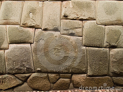12 sided Inca stone