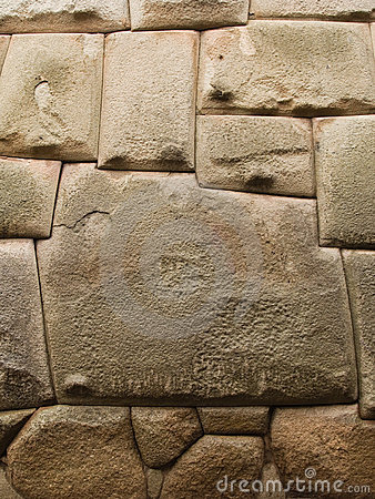 12 sided Inca stone