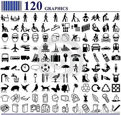 Free 120 Graphics Stock Photos - 11991483