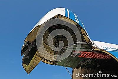 An-124 Ruslan Editorial Photography
