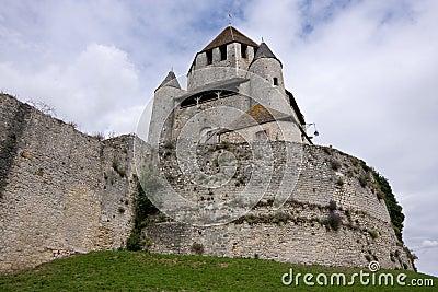12th century fortress, UNESCO heritage