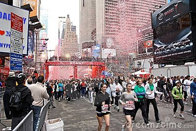 12th EIF REVLON Run/Walk for Women, NY Editorial Photography