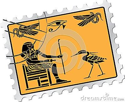 13 Egyptian hieroglyphics