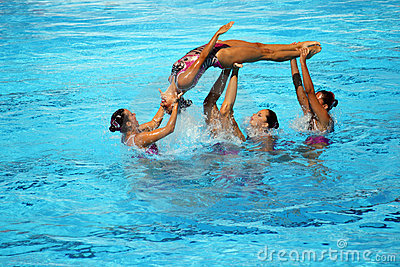13 fina world championship Editorial Stock Photo