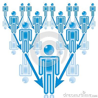 13. Team Leader in blue.