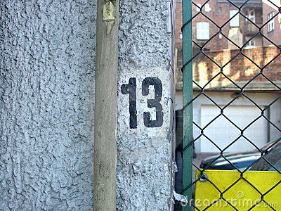 13 unlucky number