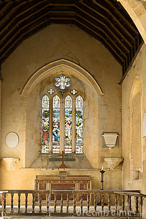 13th century english church