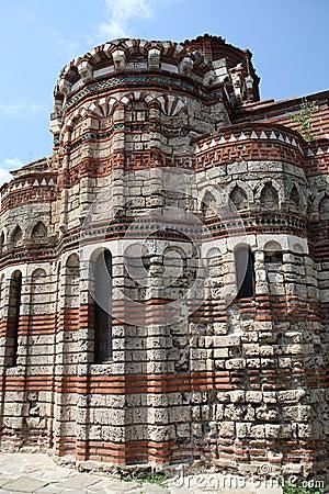 13th century Greek church