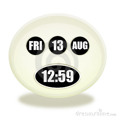 13th Friday on August