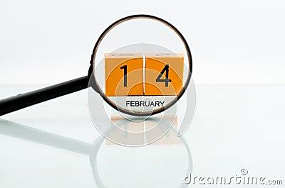 On 14 February