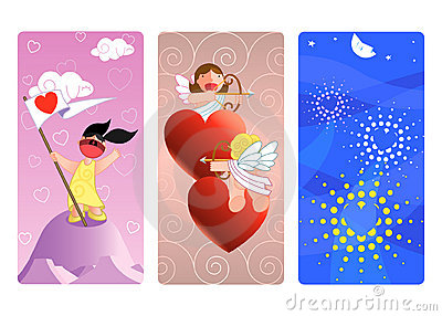 14 February-Illustration-vector banners