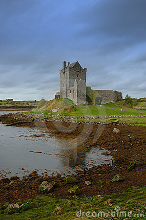 14th Century Irish Castle