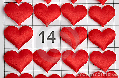 14th of February