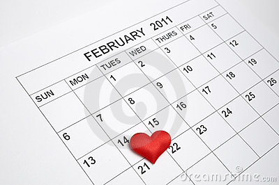 14th of February 2011