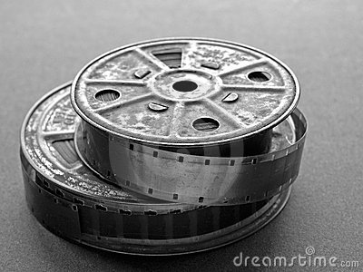 16 mm Film Spool