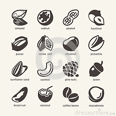 Free 16 Nuts - Web Icon Cet Stock Photo - 40937510