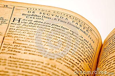 1610 antique book detail 2