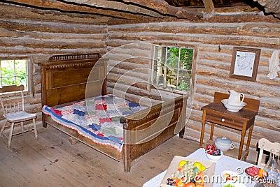 1690 Log Cabin