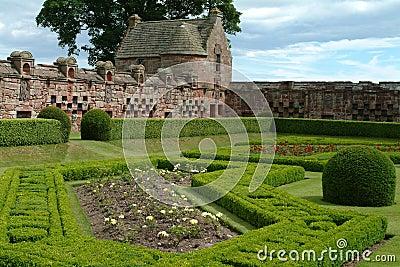 16th Century Gardens, Scotland