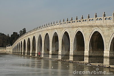 17-Arch Bridge,Summer Palace