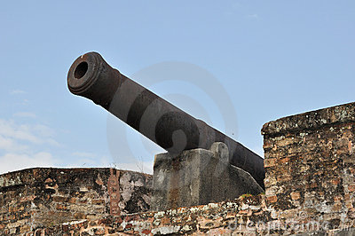 1700s British Cannon