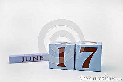17c 6月