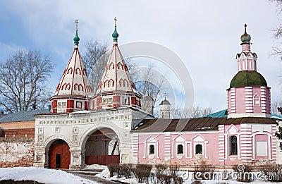 17st century gate