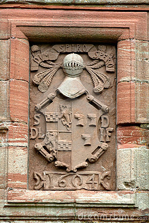 17th Century Coat of Arms, Scotland