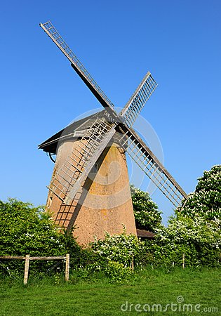 A 17th century windmill