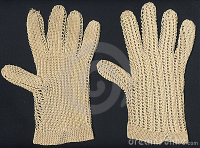 1800 s antique gloves