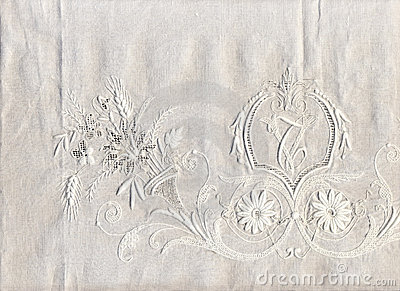 1800 s delicate old lace