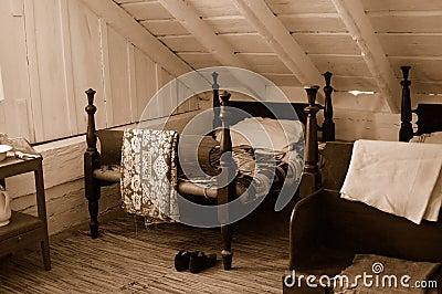 1800s - Living Quarters