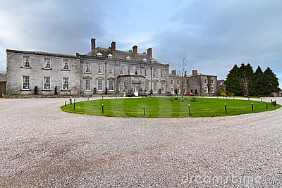 18th century Castle Durrow