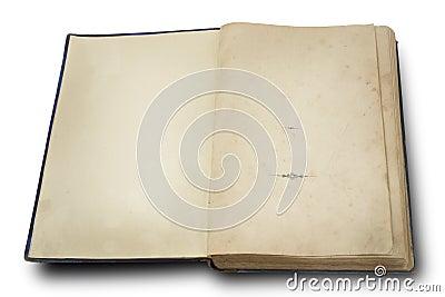 18th century vintage book