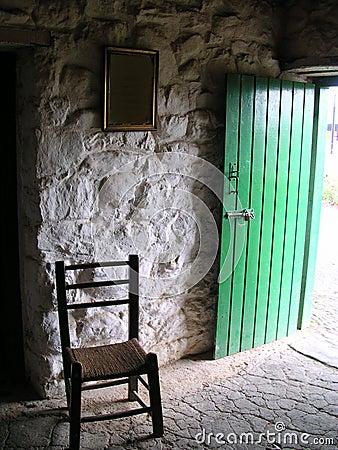 19ème maison d Irlandais de cent