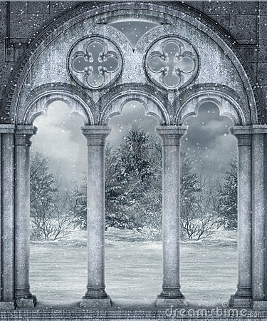 19 scenerii zima